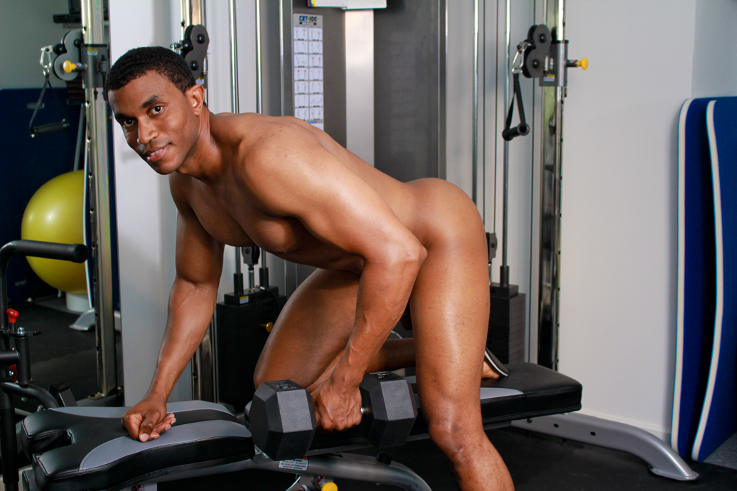 Kayleigh recommend best of black gay big gym cock